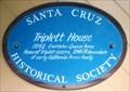 Image for Blue Plaque: Tripplet House