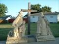 Image for Pioneer Family Village Cross - Victoria, Kansas