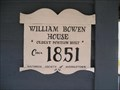 Image for William Bowen House 1851 - Moorestown, NJ
