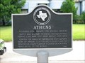 Image for Athens, Texas