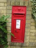 Image for Victorian Post Box - Morteyne House, Millbrook Station, Millbrook, Bedfordshire, UK