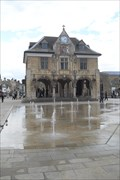Image for Cathedral Square Fountains, Peterborough, Cambs.