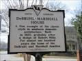 Image for DeBruhl-Marshall House - Columbia, South Carolina