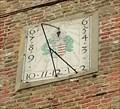 Image for Sundial at Sint-Margaretakerk - Knokke (Belgium)