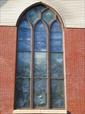 Image for OSBORNE UNITED METHODIST - Stained Glass