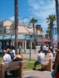 Image for El Camino Real Bell at Pier Plaza, Imperial Beach, CA