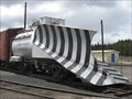 Image for Union Pacific Snow Plow Car (UP 900002)
