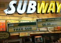 Image for Subway #30559 - Westmoreland Mall - Greensburg, Pennsylvania