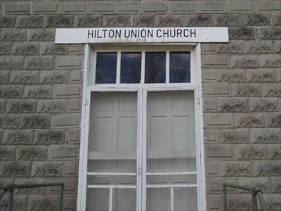 Hilton Union Church, by MountainWoods
