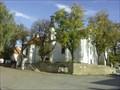 Image for kostel sv. Martina, Mladá Vožice, Czech republic