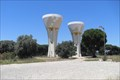 Image for The Twin Towers of Vilamoura.