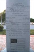 Image for Bushnell Servicemen Memorial