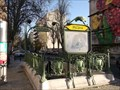 Image for Guimard Entrance Metro Picoas - Lisbon, Portugal