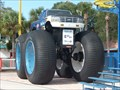Image for Big Foot, Monster Truck, Fun Spot USA, Kissimmee, Florida.