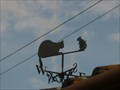 Image for Cat and Mouse Weathervane - Bluntisham, Cambridgeshire, UK