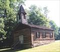 Image for St. Severin's Old Log Church, Coopers Settlement, Pennsylvania