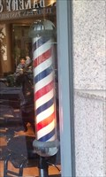 Image for MG Image Barber Shop Barber Pole - San Jose, CA