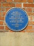 Image for Councillor Simon Baines