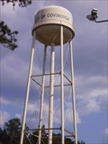 Image for City of Covington's water tower
