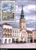 Image for 700 let mesta Nový Jicín / 700th anniversary of town Nový Jicín (North Moravia)