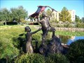 Image for Patriotic Boy & Girl Statue - Largo, FL
