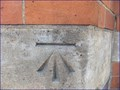 Image for Cut Bench Mark - Prince Consort Road, London, UK