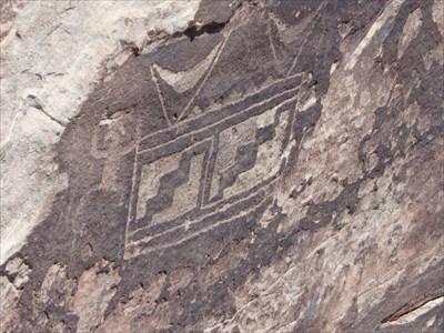 veritas vita visited Petroglyphs at Puerco Pueblo