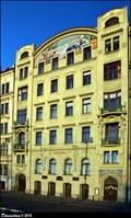 Image for Buiding of Hlahol Association for Choral Singing in Prague / Budova Peveckého spolku Hlahol v Praze