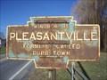 Image for Blue Plaque: Pleasantville