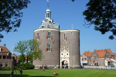 De Drommedaris - Enkhuizen, The Netherlands