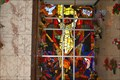 Image for Mausoleum Window - Ascension Catholic Cemetery - Donaldsonville, LA