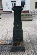 Image for Fonte da Praça Vasco da Gama - Nazaré, Portugal