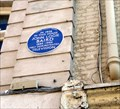 Image for John Logie Baird, Frith St, London, UK