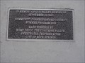 Image for 9/11 Memorial Bench - Rock Springs WY