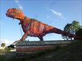 Image for See a Dinosaur from Space - Tampa, Florida, USA.