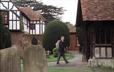St Mary All Saints Church Beaconsfield Bucks UK Midsomer Murders Four Funerals A Wedding 2006