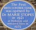 Image for Dr Marie Stopes - Whitefield Street, London, UK