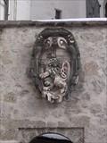 Image for Salzburg Castle Coat of Arms - Salzburg, Austria