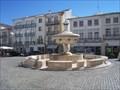 Image for Chafariz da Praça do Giraldo - Évora, Portugal
