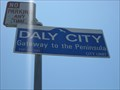 Image for Daly City - Pop: 107,681