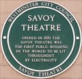 Image for Savoy Theatre - Carting Lane, London, UK