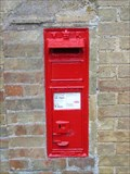 Image for Victorian Post Box - The Bake House, Papworth St Agnes, Cambridgeshire, UK
