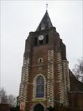 Image for Benchmarks Clocher de l'église de Verlinghem