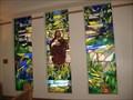 "Image for ""Good Shepard"" in St. Justin's Church - Santa Clara, CA"