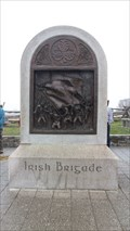 Image for Irish Brigade Monument - Antietam NB, Maryland