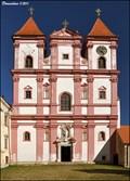 Image for Basilica of the Virgin Mary and St. Wenceslas / Bazilika Panny Marie a Sv. Václava - Louka (Znojmo, South Moravia)