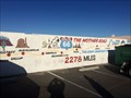 Image for Route 66 Mural Map - Needles CA