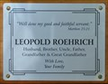 Image for Leopold Roehrich ~ Bismarck, North Dakota