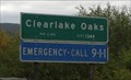 Image for Clearlake Oaks, CA - Pop: 2402