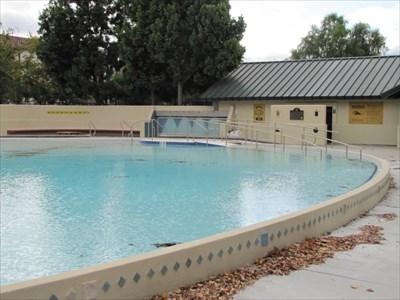 Ryland Pool Dressing Rooms, San Jose, CA